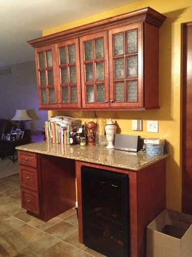 Photo gallery c s kitchen and bath for Kitchen cabinets 08054