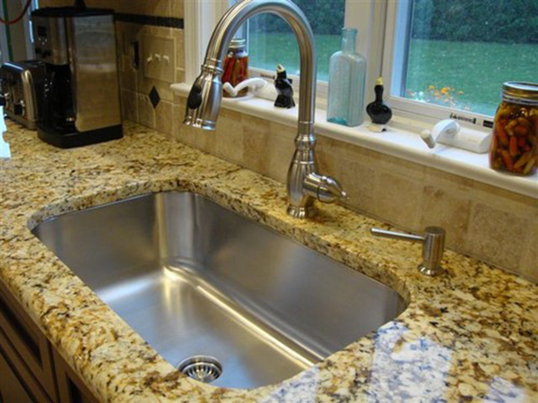 Kitchen Sink Options Mt. Laurel NJ | C&S Kitchen and Bath - bigsingle