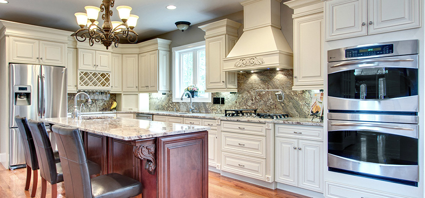 Countertop Installation Mt. Laurel NJ | C&S Kitchen and Bath - creamglaze-thumb
