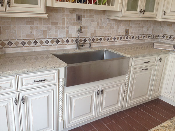 Kitchen Sink Options Mt. Laurel NJ | C&S Kitchen and Bath - front_sink