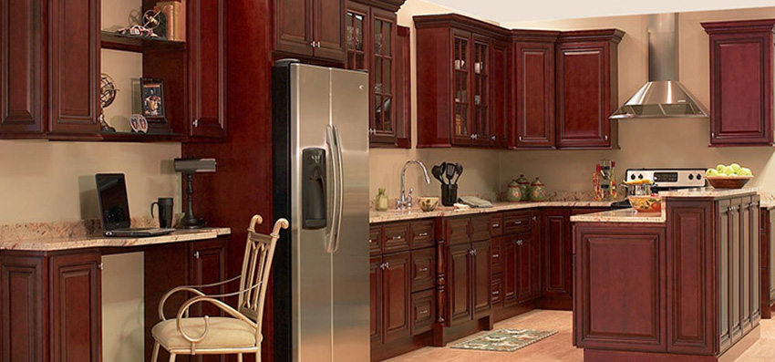 Countertop Installation Mt. Laurel NJ | C&S Kitchen and Bath - mahogany-thumb