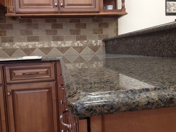 Countertop Edging Accents Mt. Laurel NJ | C&S Kitchen and Bath - ogee_edge