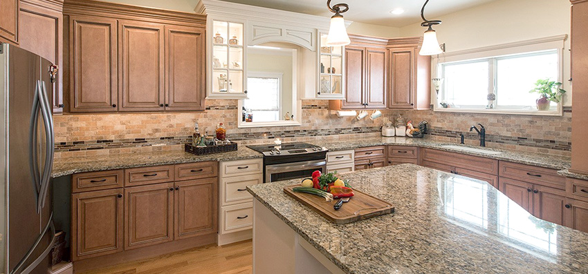 Countertop Installation Mt. Laurel NJ | C&S Kitchen and Bath - spiceglaze-thumb